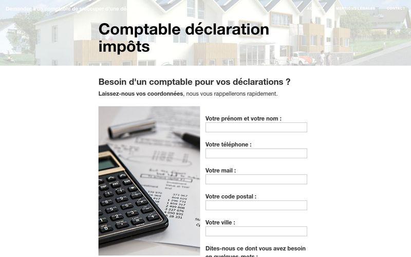 Un comptable peut-il s'occuper de votre déclaration d'impôts ?